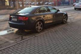 Audi A4 3.0 tdi quattro 2008