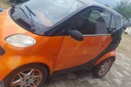 Smart 600cc benzin