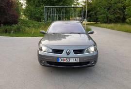 Renault Laguna II - Facelift