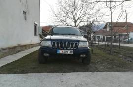 Jeep Grand Cherokee 3.1td i Mercedes Benz E270 cdi