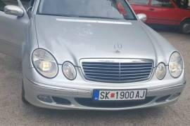 Mercedes E220 2005 god.