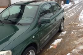 Opel Astra G 1.2 2000 god benzin - plin