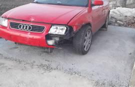 Audi A3 98g 1.6 plin a test