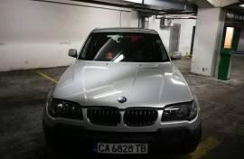 BMW X3 3.0TDI 218KS 2005g