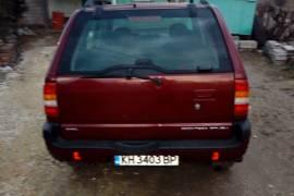 Opel Frontera 2.2 dizel 2001 redizajn