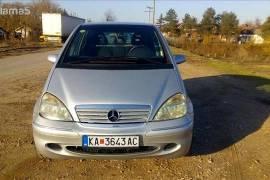 Mercedes A170 CDI 2002