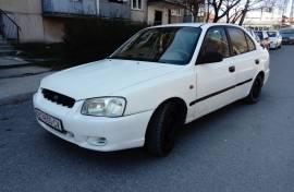 Hyundai Accent 1.3GL odlicen avtomobil 2000 god.