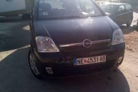 Opel Meriva 1.7 isuzu
