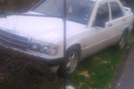 Mercedes 190d 1989 god.