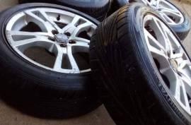 Бандажи со гуми