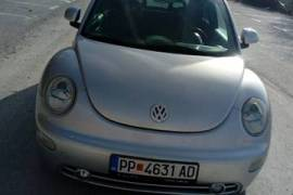 VW Beetle 2.0 бензин '99 (можна замена за мотор)