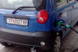 Chevrolet Spark benzin/plin 2006 prv sopstvenik