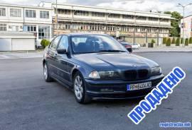 BMW E46 320D 136ks 2000 godina