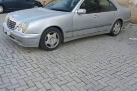 Mercedes E220 CDI Redizajn 12/1999 god.